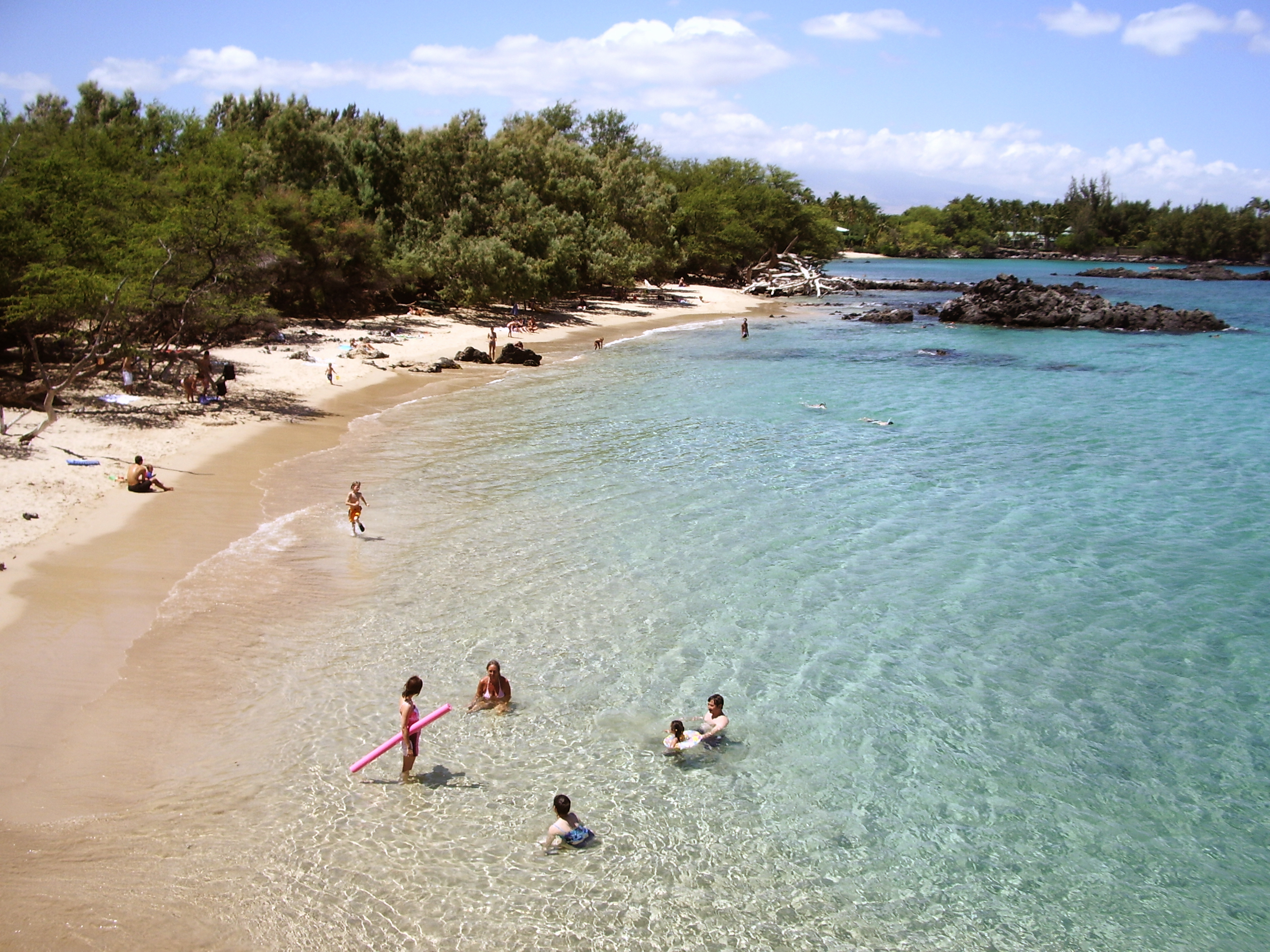 Waialea Beach In Kohala Is The Gateway To Many Small Secluded Secret Beaches On