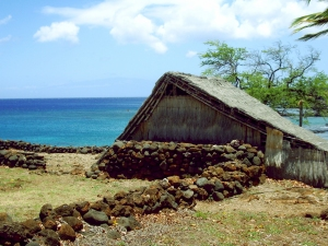 Lapakahi State Historical Park, Kohala Hawaii: Photo by Donald MacGowan