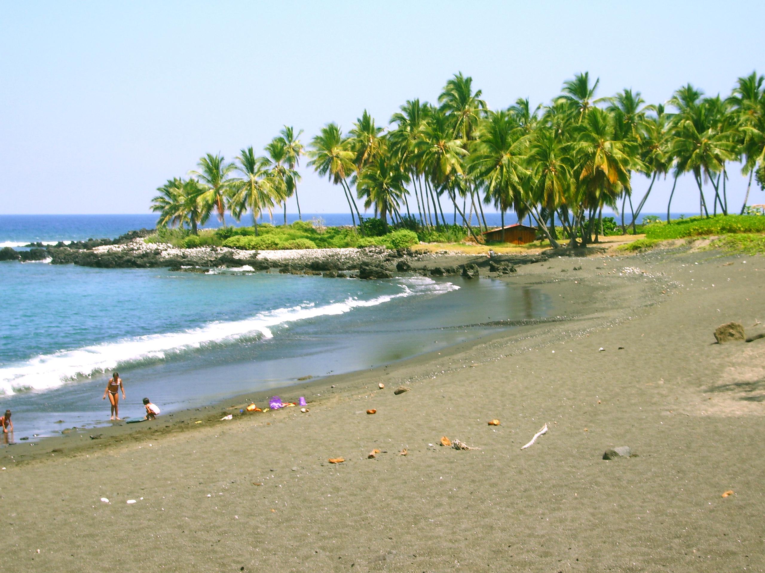 Kona Coast, Big Island, Hawaii бесплатно