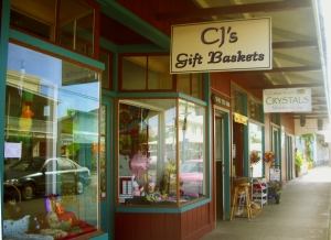 The Main Street of Honoka'a is Lined With Fun and Interesting Shops: Photo by Donald MacGowan
