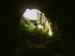 Kaumana Cave, Hilo Hawaii: Photo by Donnie MacGowan
