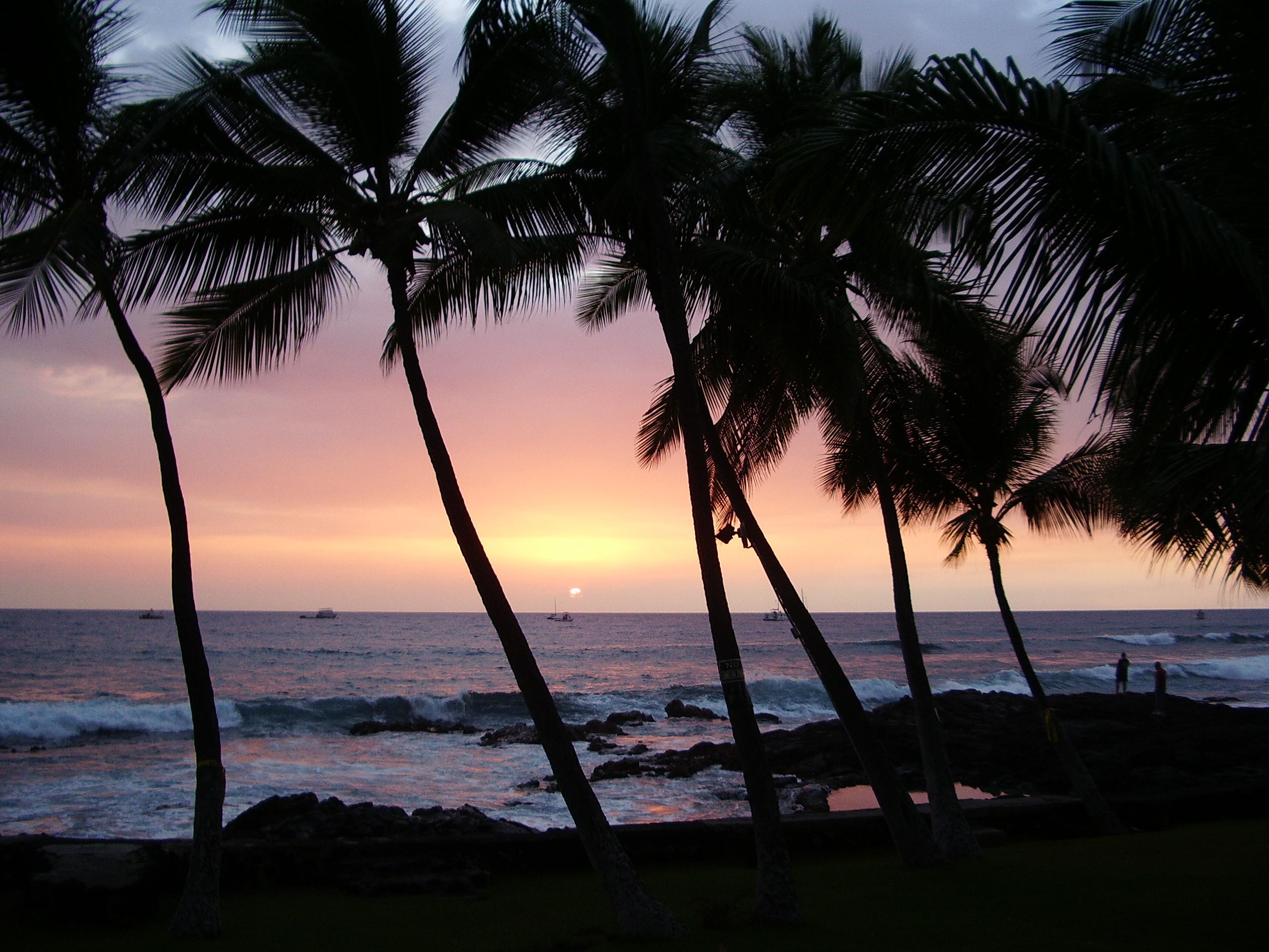 Kailua kona hi time