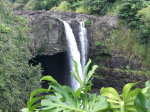 Rainbow Falls, Hilo Hawaii: Photo by Prescott Ellwood