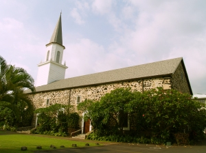 Mokuaikawa; the First Christian Church in Hawaii: Photo by Donald B. MacGowan