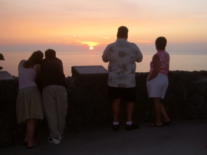 Kona Mauka Offers Stunning Views Along The Coast and Of Sunsets: Photo by Donald B. MacGowan