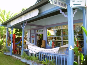 Kainaliu Town Is Full Of Interesting Boutiques, Shops and Restaurants: Photo By Donald MacGowan