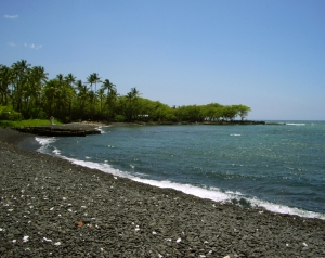 Kiholo Bay, Kohala Coast, Hawaii: Photo by Donnie MacGowan