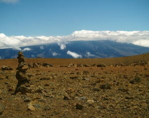 From Mauna Kea's Summit Trail to Mauna Loa: Photo by Donnie MacGowan