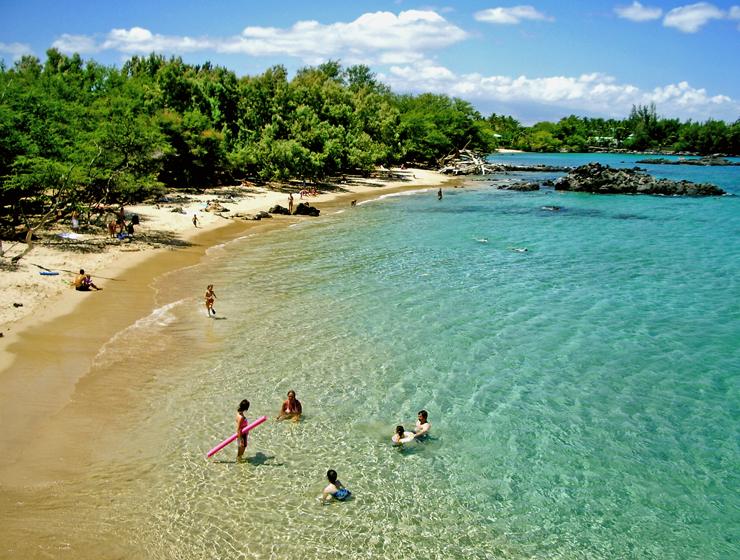 Beautiful Waialea Beach Kohala Coast Hawaii Photo By Donnie MacGowan