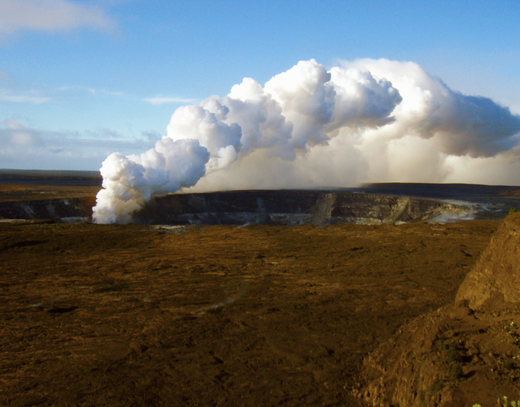 An Unforgettable Scenic Drive through Hawaii Volcanoes ...