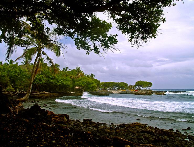 Big Island Bay Roberts