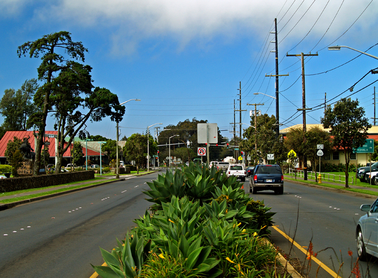 The Heart of Paniolo Country on the Big Island of Hawaii Scenic