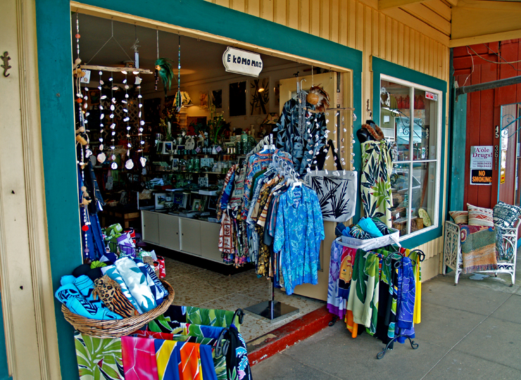 Best Gift Stores In Big Island Hawaii