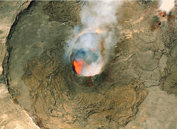 Incredible Wonderful Mysterious Kilauea Volcano Hawaii